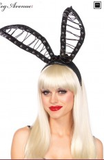 Costume accessories Leg Avenue - A2751 Oversized bendable bunny ears