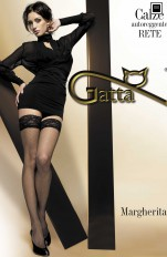 Gatta Margherita 01 - Stay-ups fishnet