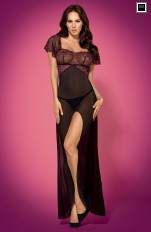 Long Dresses Obsessive - Sedusia Gown & Thong