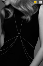Accessories Bijoux Indiscrets - Magnifique 8 Body Chain