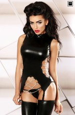 Gorsety latex Lolitta - Intense Body