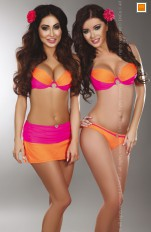 Swimwear Livia Corsetti - Chitose LC 19071 Push up Bikini & Beach Skirt