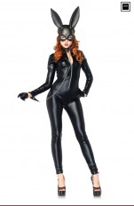 Policewoman  Leg Avenue - 85047 Wetlook Catsuit