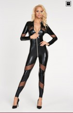 Plus size Bodystocking 7heaven - Chancay Queen Size