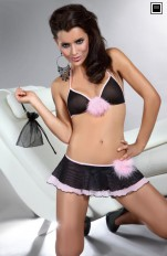 Sets with Skirt Livia Corsetti - Fumnanya LC 2710 Sexy Lingerie Set