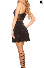 Forever Sexy - K19751 Sexy Dress With Lace