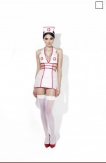 Nurse  Fever - 45305 Nurse Feel Better Dress Set