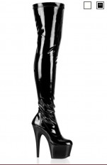 Sexy Boots Pleaser - ADORE-3000 7 Inch Heel Boots