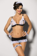 Fancy dress costumes Angels Never Sin - Nathella Maid Costume