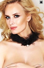 Chokers 7heaven - A7785 Fluffy Fur Necklace