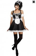 French Maid  Fever - 31212 Flirty French Maid Costume