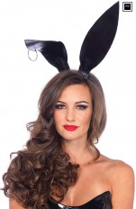 Costume accessories Leg Avenue - A2737 Wet Look Bendable Pierced Bunny Ears