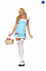 Others costumes Leg Avenue - 83654 Darling Dorothy of Oz Costume