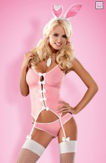 Bunny Rabbit Obsessive - Sexy costume Bunny suit