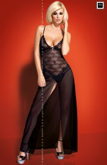 Long Dresses Obsessive - Charms Sexy Night Gown