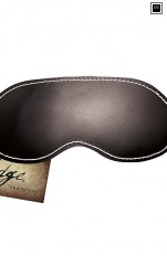 Accessories Sportsheets - Edge Leather Blindfold