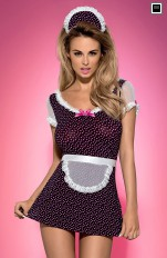 Waitress  Obsessive - Sugarella 3pcs costume
