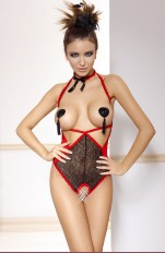 Plus size Body/ Teddy Anais - Aurea Cupless Body