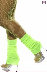 Knee Socks Fever - 3104 Neon Legwarmers