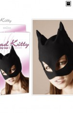 Blindfold, eyemask & masks Bad Kitty - 2490242 Velvet Cat Mask