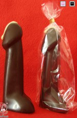 Sexy sweets Chocolate figurine (penis)