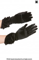 Gloves Coquette - 1770 Long Satin Gloves