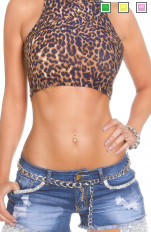Tops Forever Sexy - 9266 Top With Collar