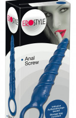 Erostyle - Butt Plug with Stimulating Grooves