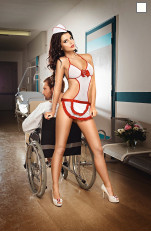 Nurse  Baci - 1234 Candy Nurse Set